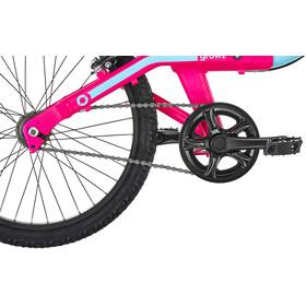 ORBEA Grow 2 1V - Vélo enfant - rose/bleu